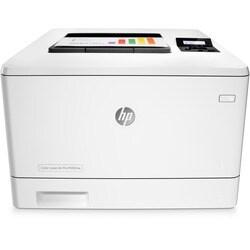 HP LaserJet Pro M452NW Laser Printer - Refurbished - Color - Plain Pa