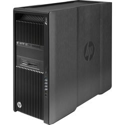HP Z840 Convertible Mini-tower Workstation - 2 x Processors Supported