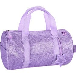 Bixbee Sparkalicious Small Duffle - Purple