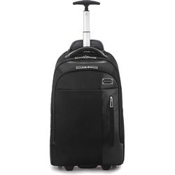 "ECO STYLE Tech Exec Carrying Case (Rolling Backpack) for 17.3"" Notebo"