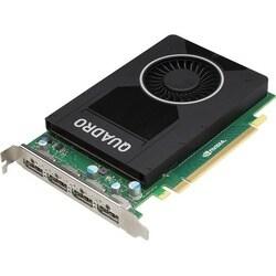 PNY Quadro M2000 Graphic Card - 4 GB GDDR5 - PCI Express 3.0 x16 - Si