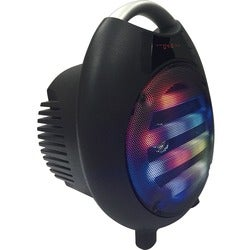 QFX PA Series Speaker System - Portable - Battery Rechargeable - Wire