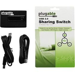 Plugable USB 2.0 Sharing Switch