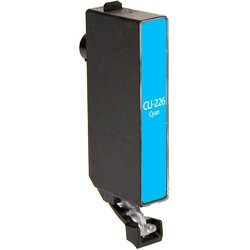 V7 V74547B001 Ink Cartridge - Alternative for Canon (4547B001) - Cyan