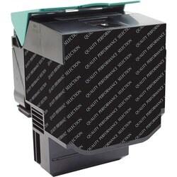 V7 V7C540H1KG Toner Cartridge - Alternative for Lexmark (C540H2KG, C5