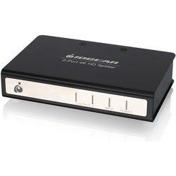 IOGEAR 4K 2-Port HDMI Splitter