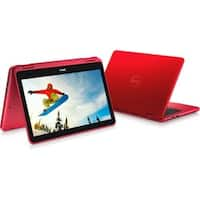"""Dell Inspiron 11 3000 11-3168 11.6"""" Touchscreen 2 in 1 Netbook - Inte"""