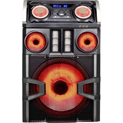 QFX Bass Thumper PA Series SBX-8815100BTL Speaker System - Wireless S