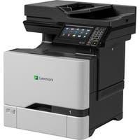 Lexmark CX725de Laser Multifunction Printer - Color - Plain Paper Pri