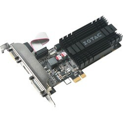 Zotac GeForce GT 710 Graphic Card - 954 MHz Core - 1 GB DDR3 SDRAM -
