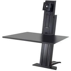 Ergotron WorkFit-SR Desk Mount for Monitor, Keyboard