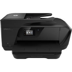 HP Officejet 7510 Inkjet Multifunction Printer - Color - Plain Paper