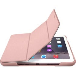 Macally Carrying Case (Folio) for iPad Air 2, iPad Pro - Rose Gold