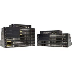 Cisco SG350-28MP 28-Port Gigabit PoE Managed Switch