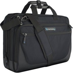 "TechProducts360 Tech Brief Carrying Case (Briefcase) for 15.6"" Notebo"