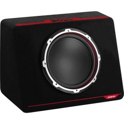 Boss Audio - 600 W PMPO Woofer - 1 Pack - Black