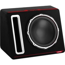 BOSS AUDIO BASS12AP 12 inch 600-watt Amplified Subwoofer System with