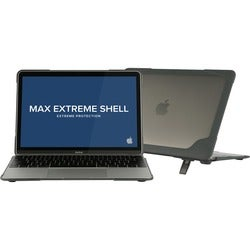 Max Cases Extreme Shell for Apple MacBook 12 (Grey)