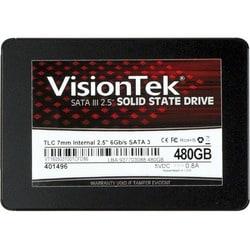 "Visiontek 480 GB 2.5"" Internal Solid State Drive"
