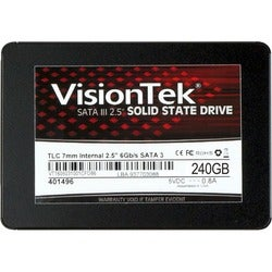 "Visiontek 240 GB 2.5"" Internal Solid State Drive"