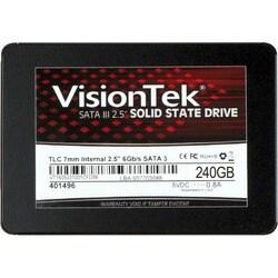"Visiontek 240 GB 2.5"" Internal Solid State Drive"