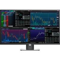 "Dell P4317Q 43"" Edge LED LCD Monitor - 16:9 - 8 ms"