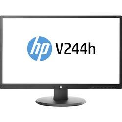 """HP V244h 23.8"""" LED LCD Monitor - 16:9 - 7 ms