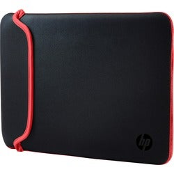 """HP Carrying Case (Sleeve) for 15.6"""" Notebook - Red, Black"""