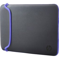 "HP Carrying Case (Sleeve) for 15.6"" - Gray, Purple"