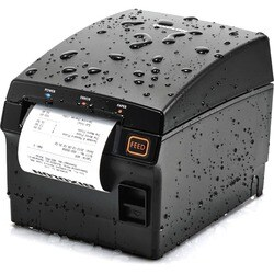 Bixolon SRP-F310II Direct Thermal Printer - Monochrome - Desktop - Re
