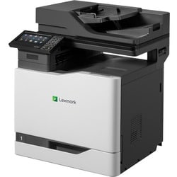 Lexmark CX820de Laser Multifunction Printer - Color - Plain Paper Pri