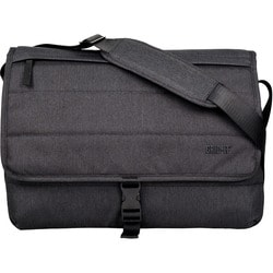 "Cocoon Tech Carrying Case (Messenger) for 16"", Notebook - Charcoal"