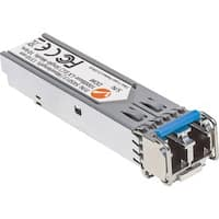 Intellinet Network Solutions Gigabit Fiber SFP Module, LC, Single-Mod