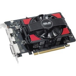 Asus R7250-2GD5 Radeon R7 250 Graphic Card - 725 MHz Core - 925 MHz B