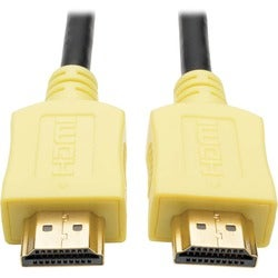 Tripp Lite 10ft High Speed HDMI Cable Digital A/V 4K x 2K M/M Yellow