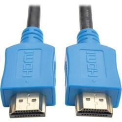 Tripp Lite 3ft High Speed HDMI Cable Digital A/V 4K x 2K UHD M/M Blue