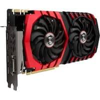 MSI GTX 1080 GAMING X 8G GeForce GTX 1080 Graphic Card - 1.71 GHz Cor