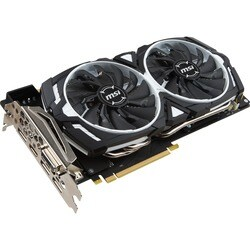 MSI ARMOR GTX 1070 ARMOR 8G OC GeForce GTX 1070 Graphic Card - 1.56 G