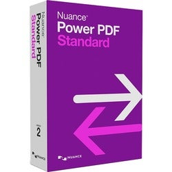 Nuance Power PDF v.2.0 Standard - Box Pack - 5 User