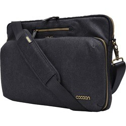 """Cocoon Urban Adventure Carrying Case (Messenger) for 16"""" Notebook, Ma"""