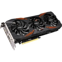 Gigabyte Ultra Durable VGA GV-N1070G1 GAMING-8GD GeForce GTX 1070 Gra