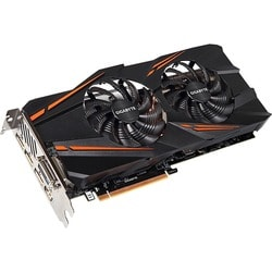Gigabyte GV-N1070WF2OC-8GD GeForce GTX 1070 Graphic Card - 1.58 GHz C