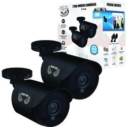 Night Owl CM-HDA7B-BU 1 Megapixel Surveillance Camera - 2 Pack - Colo