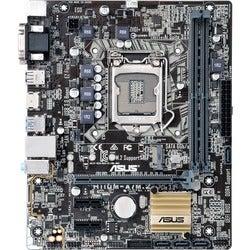 Asus H110M-A/M.2 Desktop Motherboard - Intel Chipset - Socket H4 LGA-