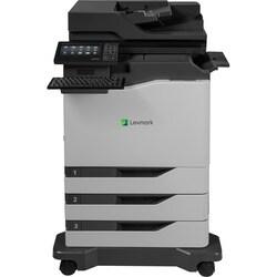 Lexmark CX820dtfe Laser Multifunction Printer - Color - Plain Paper P
