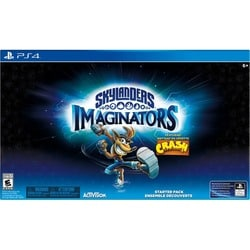 Activision Skylanders Imaginators Crash Bandicoot Starter Pack