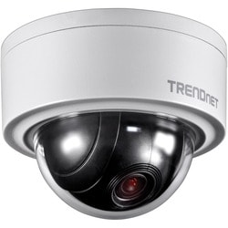 TRENDnet TV-IP420P 3 Megapixel Network Camera - Color, Monochrome