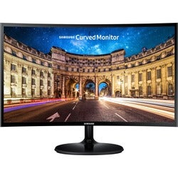 "Samsung C27F390 27"" LED LCD Monitor - 16:9 - 4 ms - TAA Compliant"