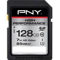 PNY 128 GB SDXC