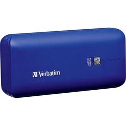 Verbatim Portable Power Pack, 4400mAh - Cobalt Blue